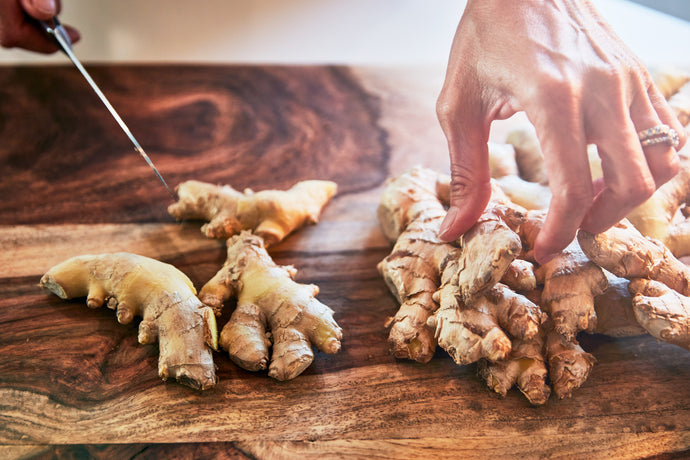 Discover the 7 Best Benefits of Fresh Ginger & Ways to Enjoy It!