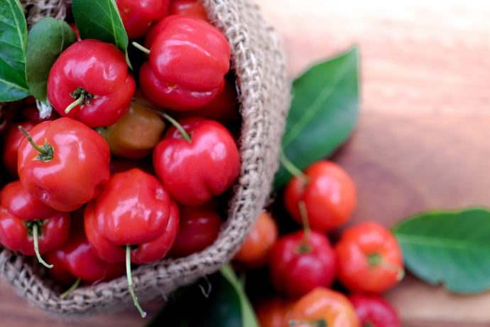 Acerola Cherry: Why This Superfruit is So Good For You