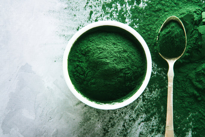 These Spirulina Health Benefits Will Get You Excited to Eat Algae