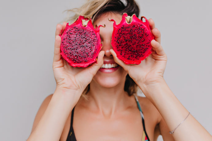 The Quirky-Looking Pink Dragon Fruit is Full of Health Benefits