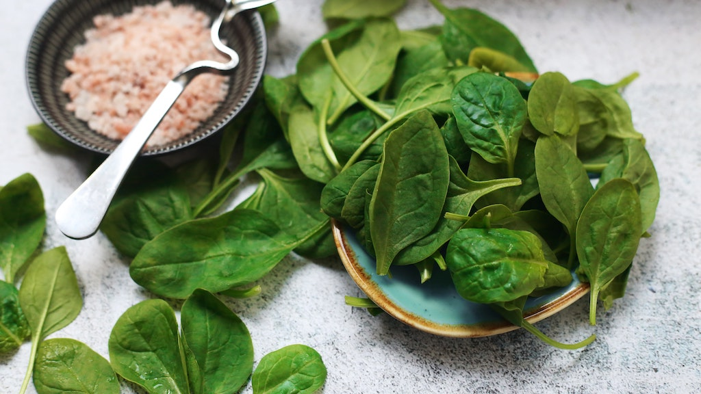 Detox Foods: Spinach
