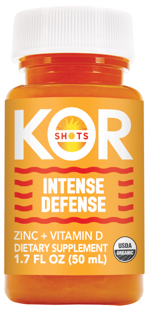 Intense Defense | ZINC + VITAMIN D