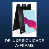 Deluxe Signicade A-Frame