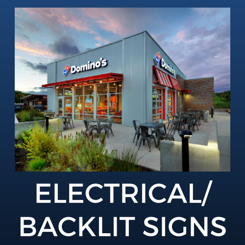 Electrical/Backlit Signs