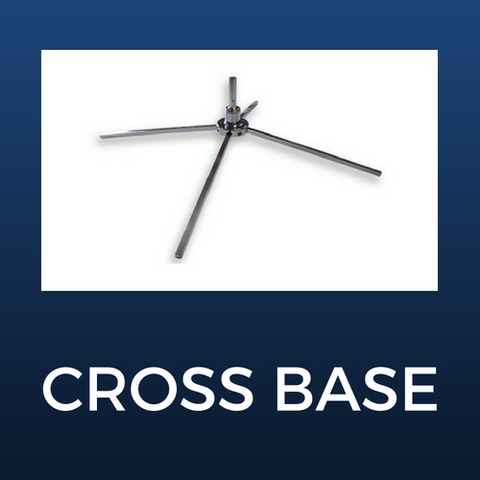 Flag Cross Base