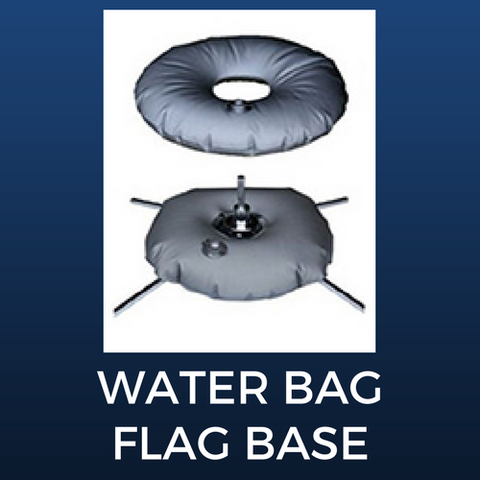 Water Bag Flag Base