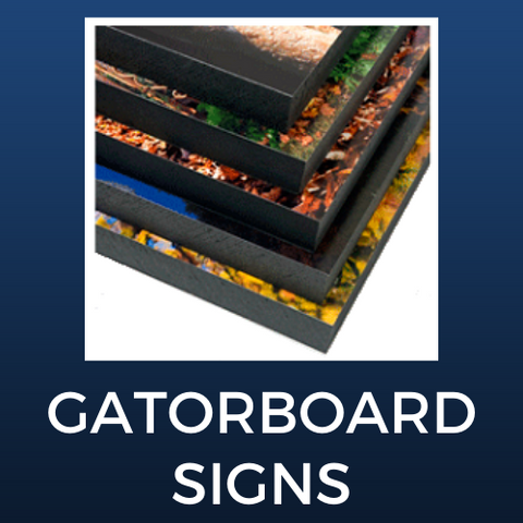 Gator Board Signs
