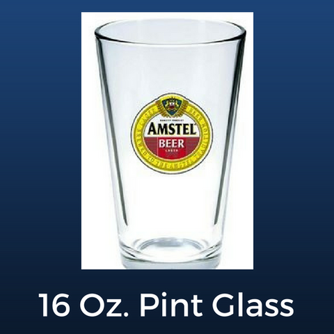 16 Oz. USA Made Pub Glass