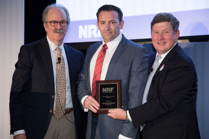 National Retail Federation America's Retail Champion Award