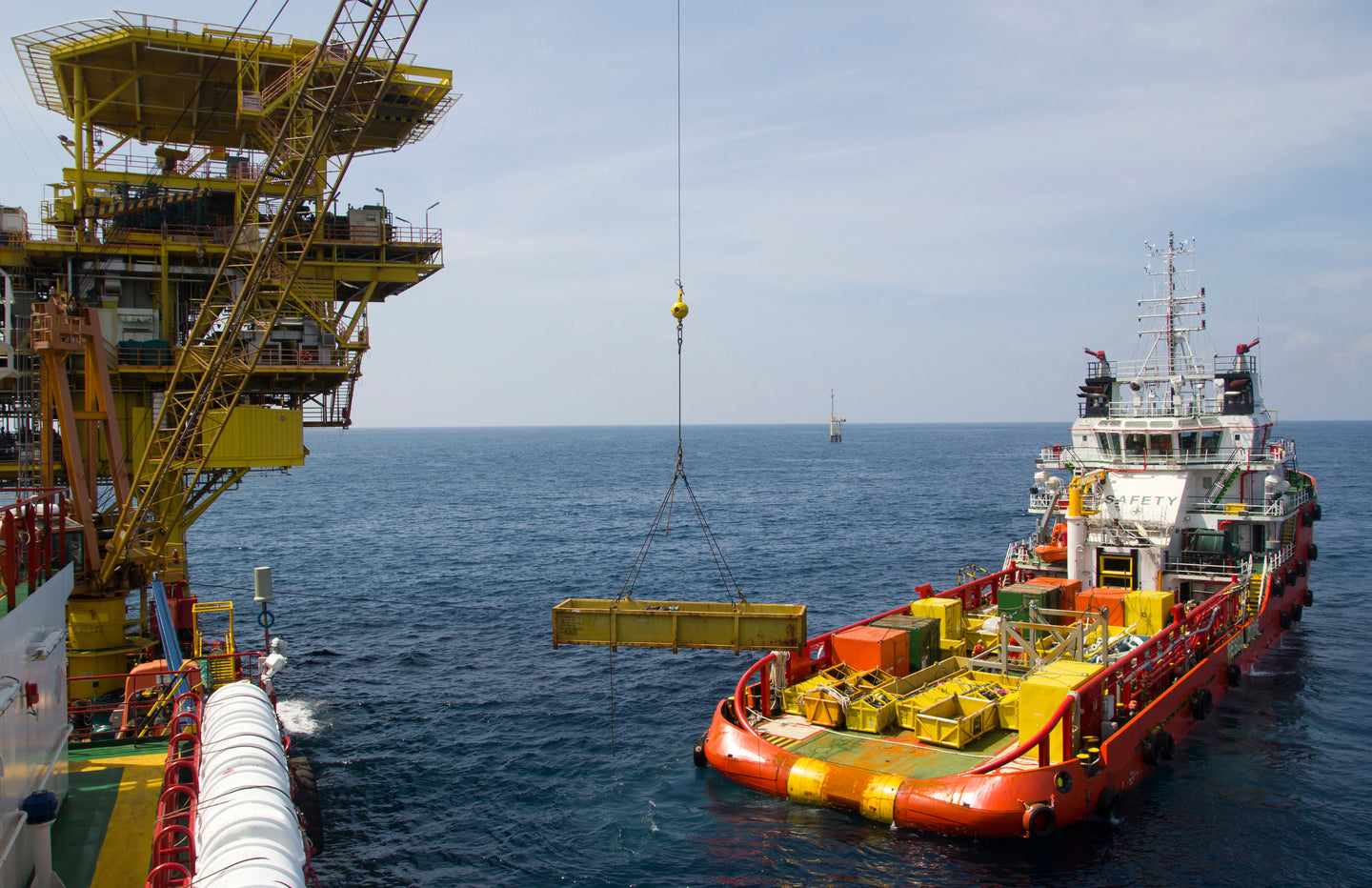 Offshore Working & Lifting Lines