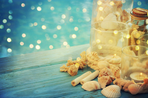 Sea Shell Candles - Ravenox