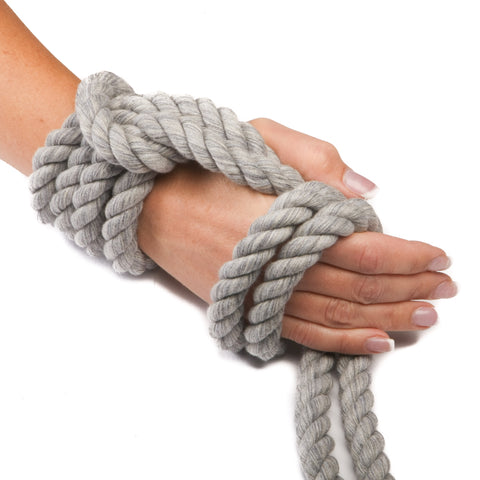 Ravenox_Grey_Twisted_Cotton_Rope_Bondage_Tied_Up_BDSM_Cord_Bedroom