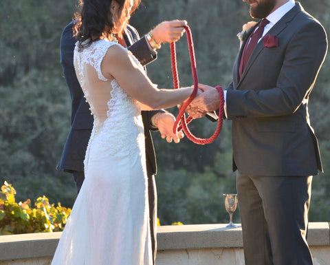 Ravenox Twisted Cotton Rope | Wedding Handfasting Ceremony Rope