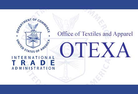 Office of Textiles and Apparel (OTEXA) rope company suppliers
