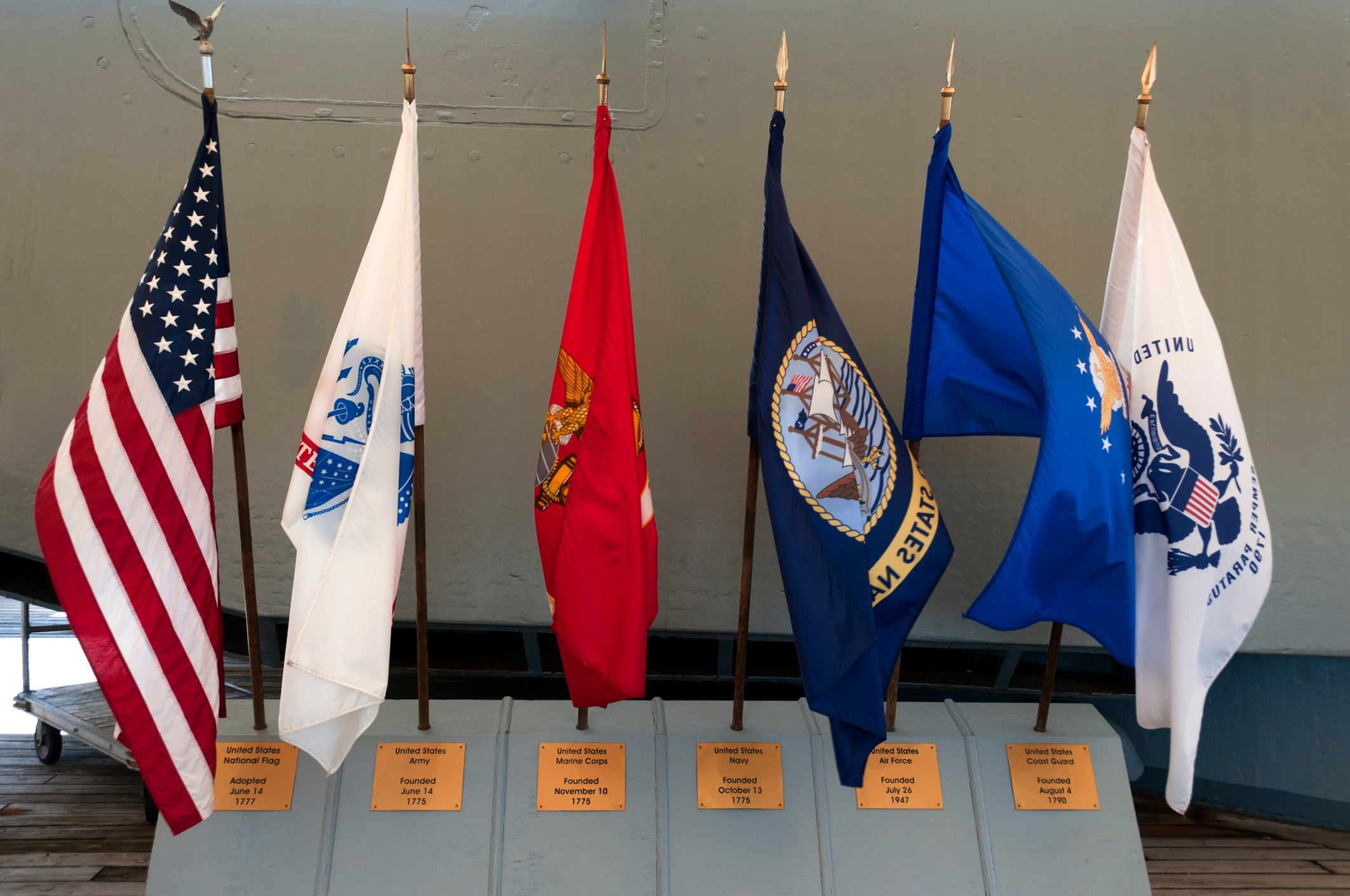 Ravenox Military Flags for US Army, Navy, Marines, Coast Guard and Air Force