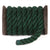 Ravenox Green Twisted Cotton Rope | Wedding Handfasting Ceremony Rope