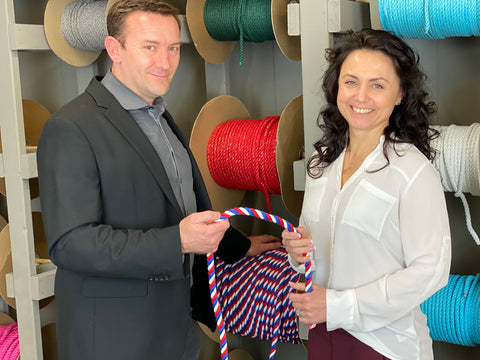 Ravenox - Sean Brownlee - Seattle Times - Rope Manufacturer