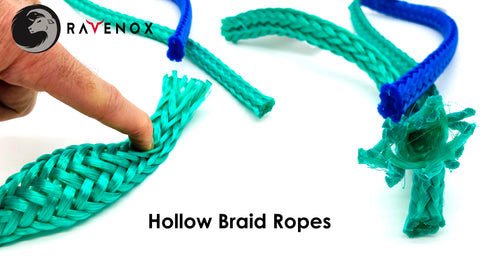 Ravenox Hollow Braid Ropes