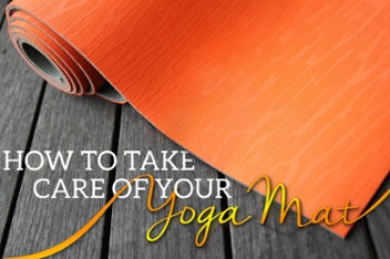 How to Take Care of Your Yoga Mat
