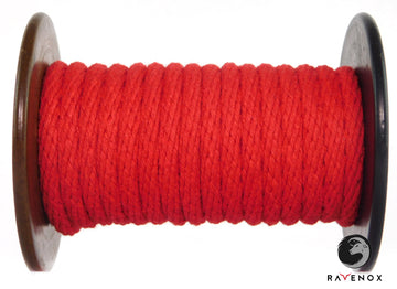 Ravenox_Red_Solid_Braid_Cotton_Rope_for_Macrame_Weddings_Events_Pet_Lovers_Dog_Leashes