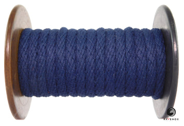 Ravenox_Navy_Blue_Solid_Braid_Cotton_Rope_for_Macrame_Weddings_Events_Pet_Lovers_Dog_Leashes