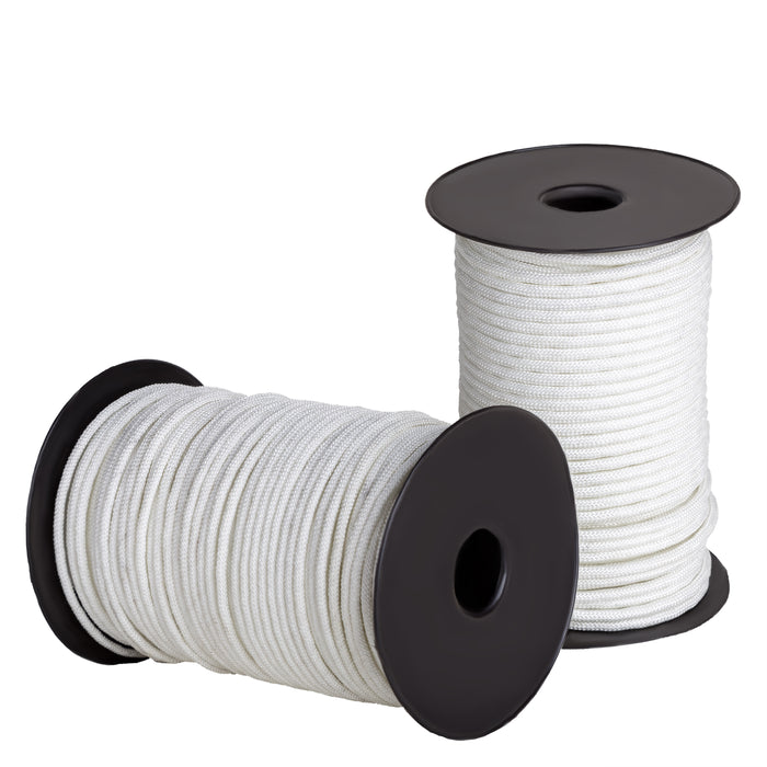 Solid Braid Nylon Rope - Industrial Strength Cord