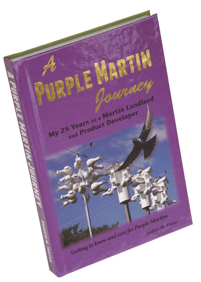 Book - A Purple Martin Journey
