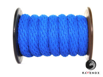 Ravenox_Royal_Blue_Solid_Braid_Cotton_Rope_for_Macrame_Weddings_Events_Pet_Lovers_Dog_Leashes