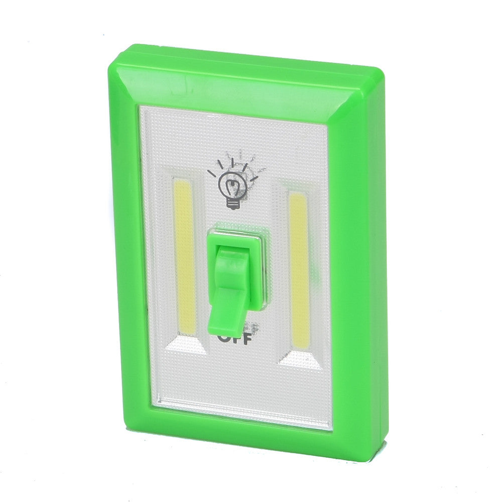 Wireless COB LED Light 200 Lumens - Green