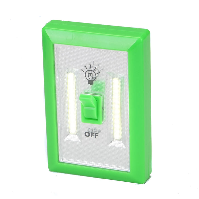 Wireless COB LED Mwanga 200 Taa - Green