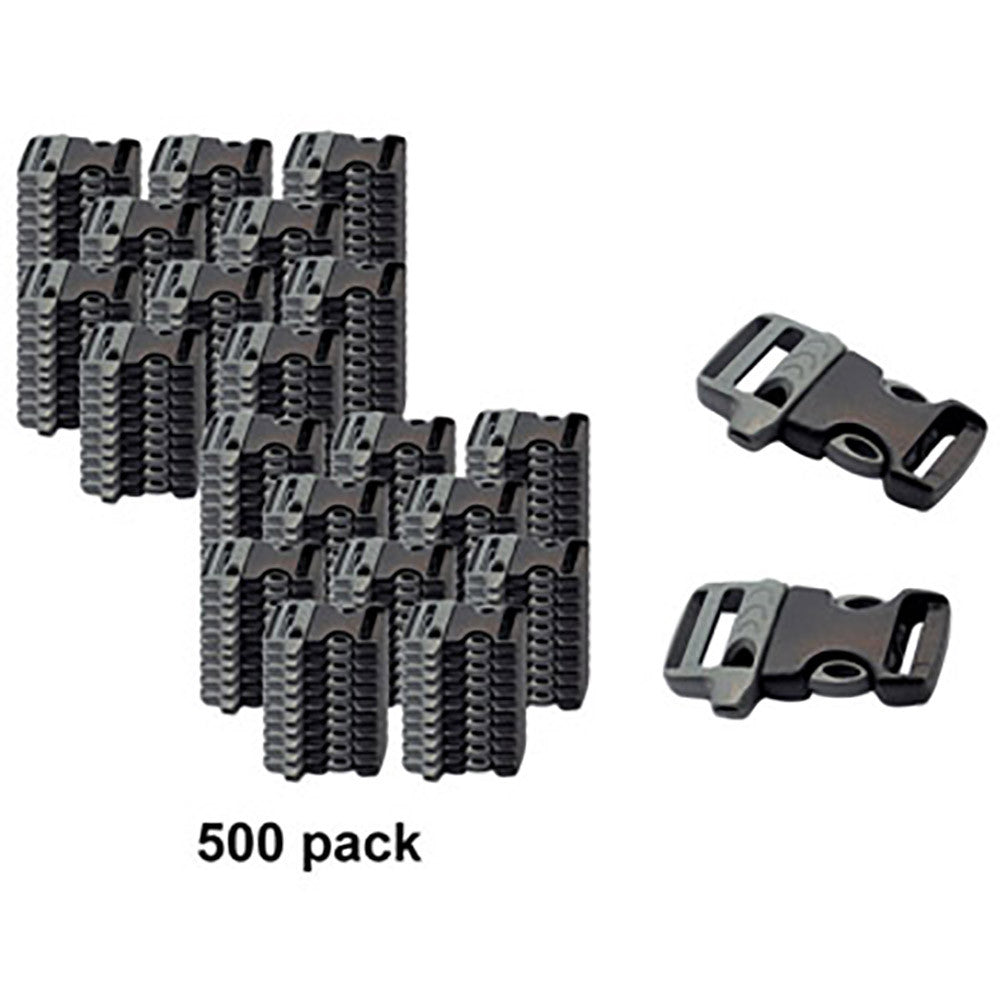 FMS 5/8 Inch (16mm) Side Release Whistle Buckles