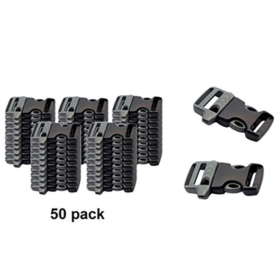 Side Release Whistle Buckles 5/8 Inch (16mm)