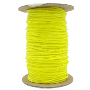 FMS Spectra 1.8mm 400 Pound Heavy Duty Spectra Utility Cord (Neon Yellow)