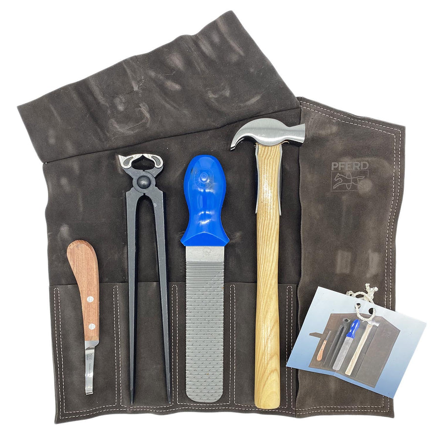 PFERD Farrier Shoeing kit for hoof care