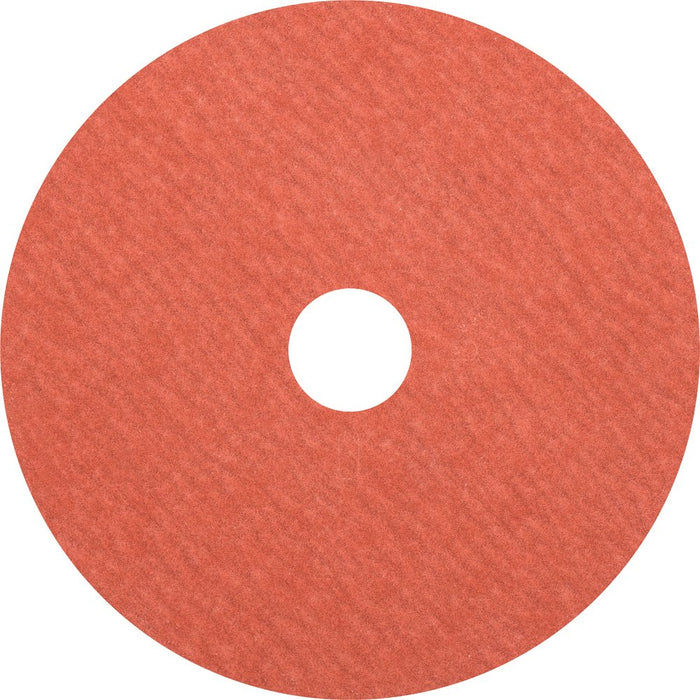 PFERD 40062 Fiber Disc, 150 Grit, 12200 RPM (Pack of 25)