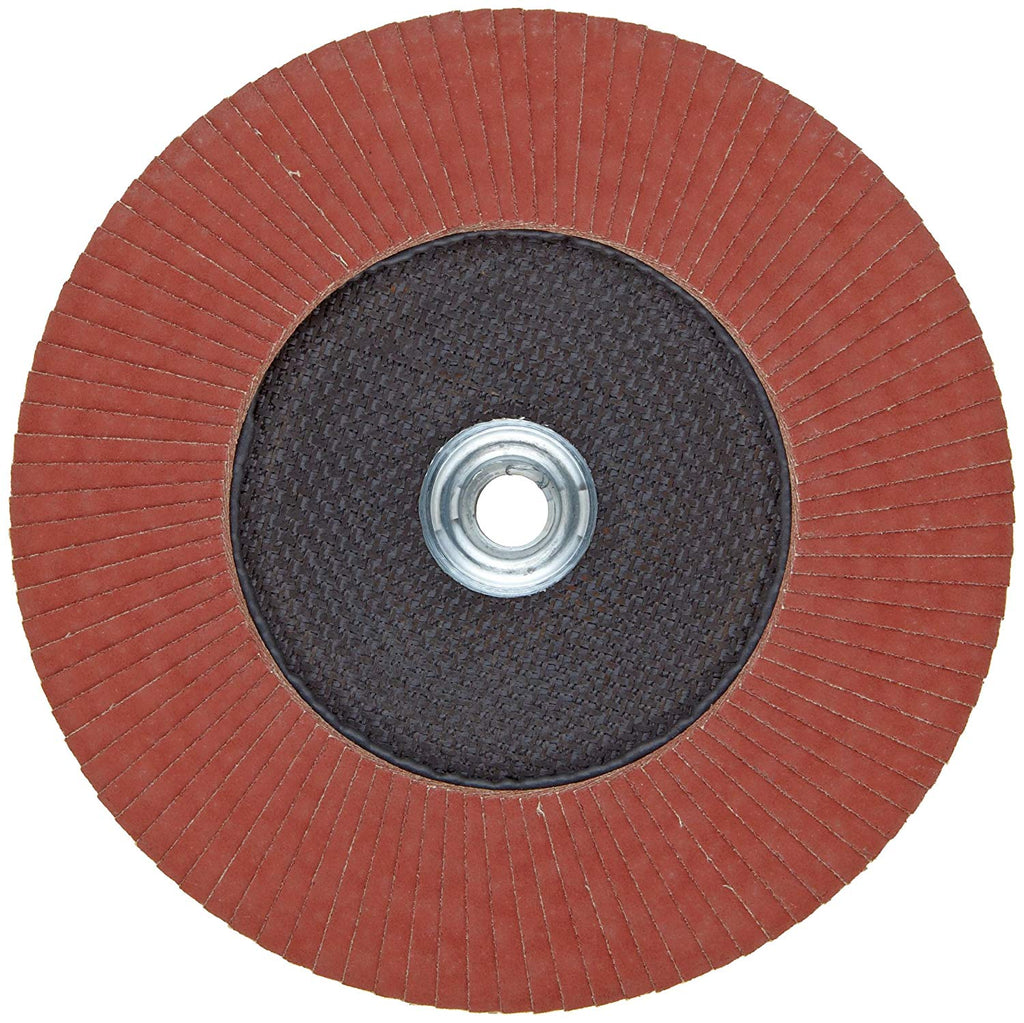 PFERD Polifan SG CO-COOL Abrasive Flap Disc 80 Grit (Pack of 1)