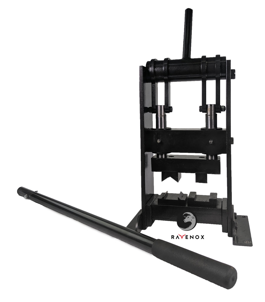 Ravenox rope clamp bench clamp machine with handle
