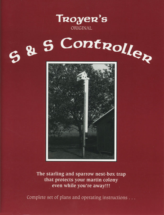 Booklet - Starling and Sparrow Trap Controller-Pläne