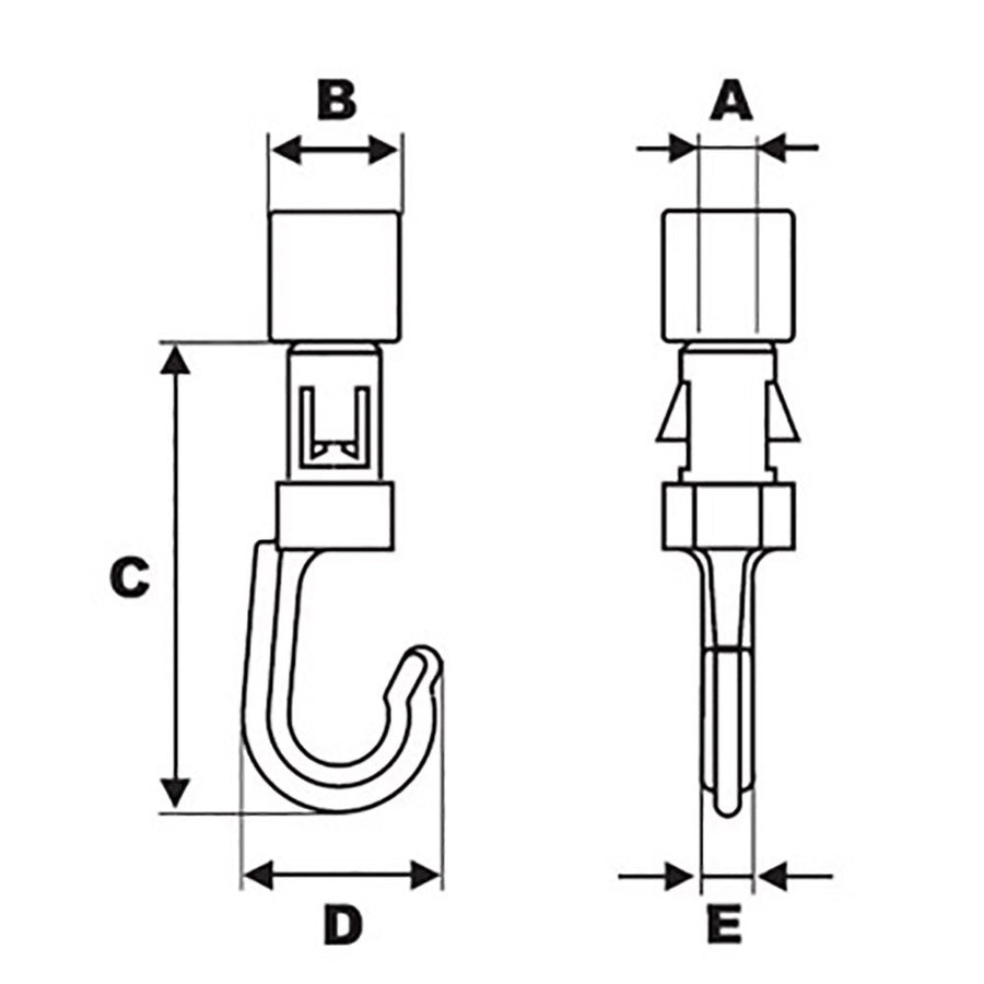 Ravenox_Small_Shock_Cord_Hook_Open_Diagram