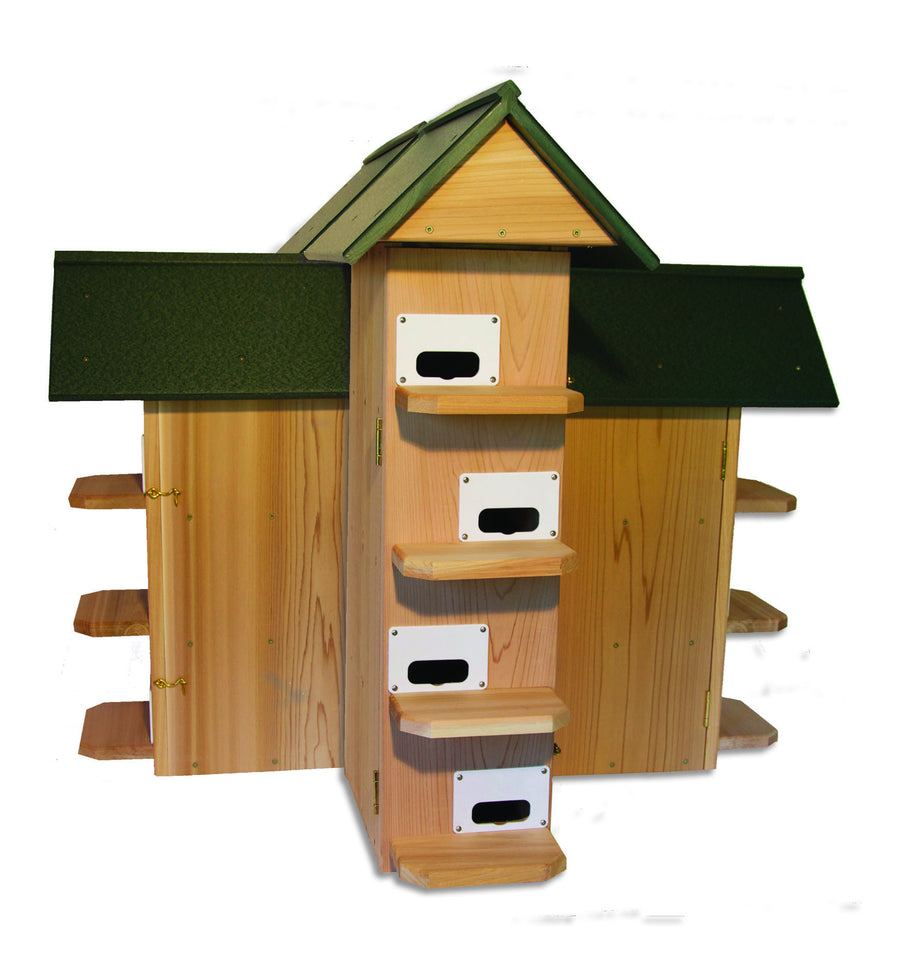 Ravenox T-14 Purple Martin Bird House