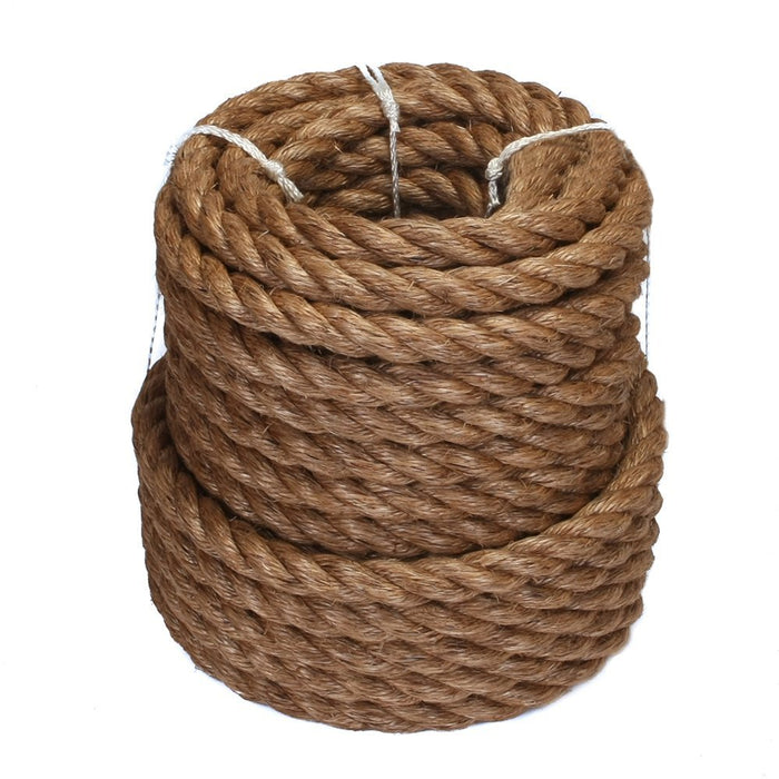 1-Inch Twisted Manila Rope