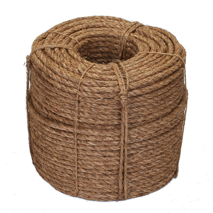 3/8-Inch Twisted Manila Rope