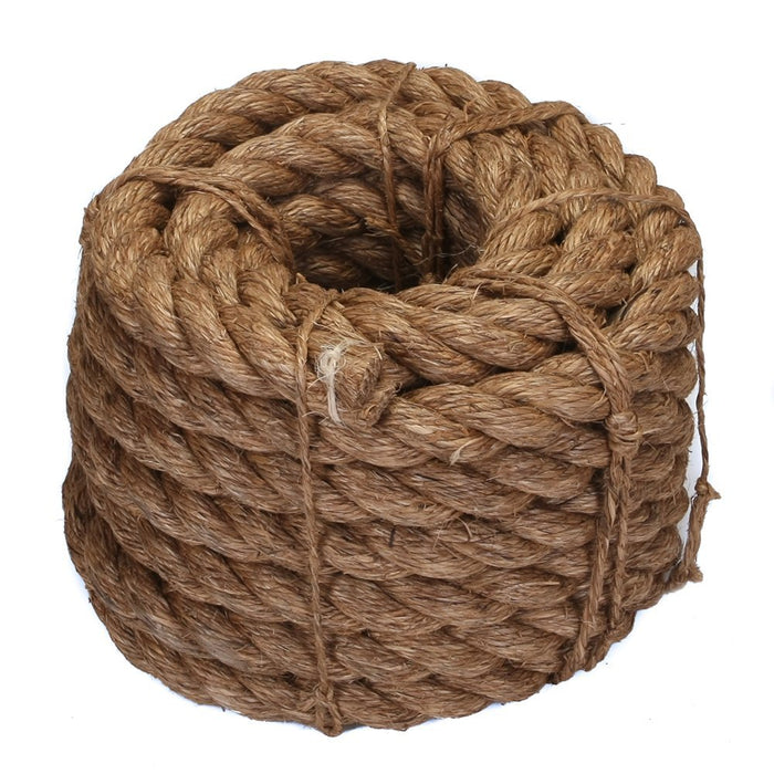 1.5-Inch Twisted Manila Rope
