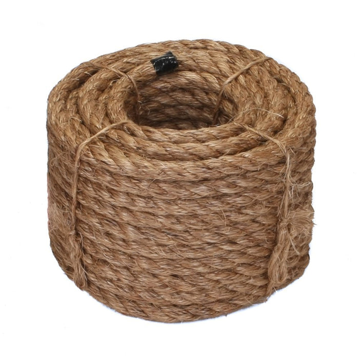3/4-Inch Twisted Manila Rope