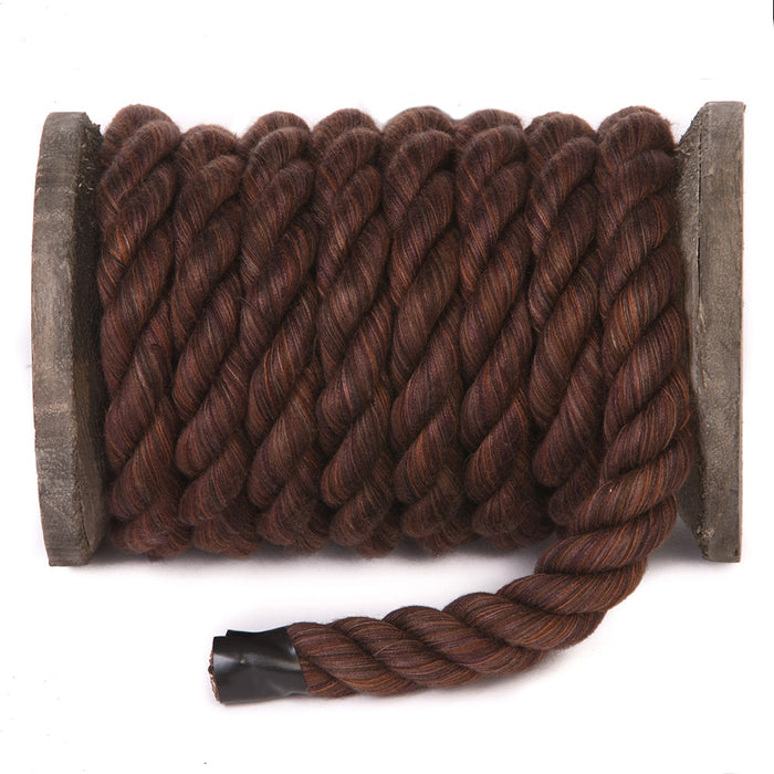 Twisted Пахта Rope (Chocolate)