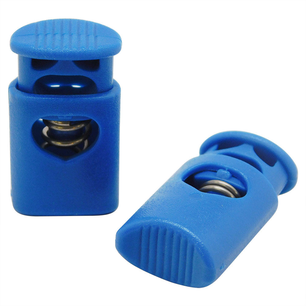 FMS Crown Cord Lock Plastic Spring Stop Toggle Stoppers