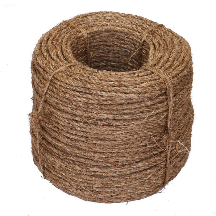 Ravenox gbagọrọ agbagọ Manila Rope Hemp Rope Tog of War Gym Indoor Outdoor Decor
