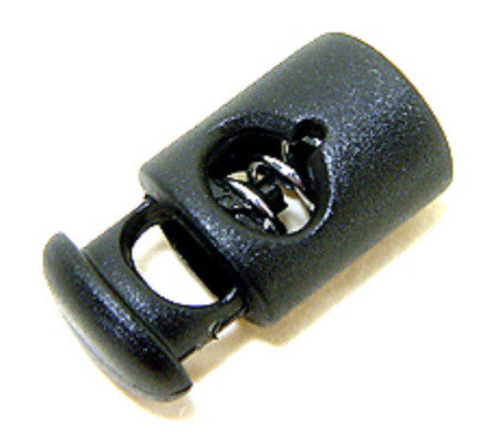 Ravenox Mini Cord Lock Plastic Spring Stop Toggle Stoppers