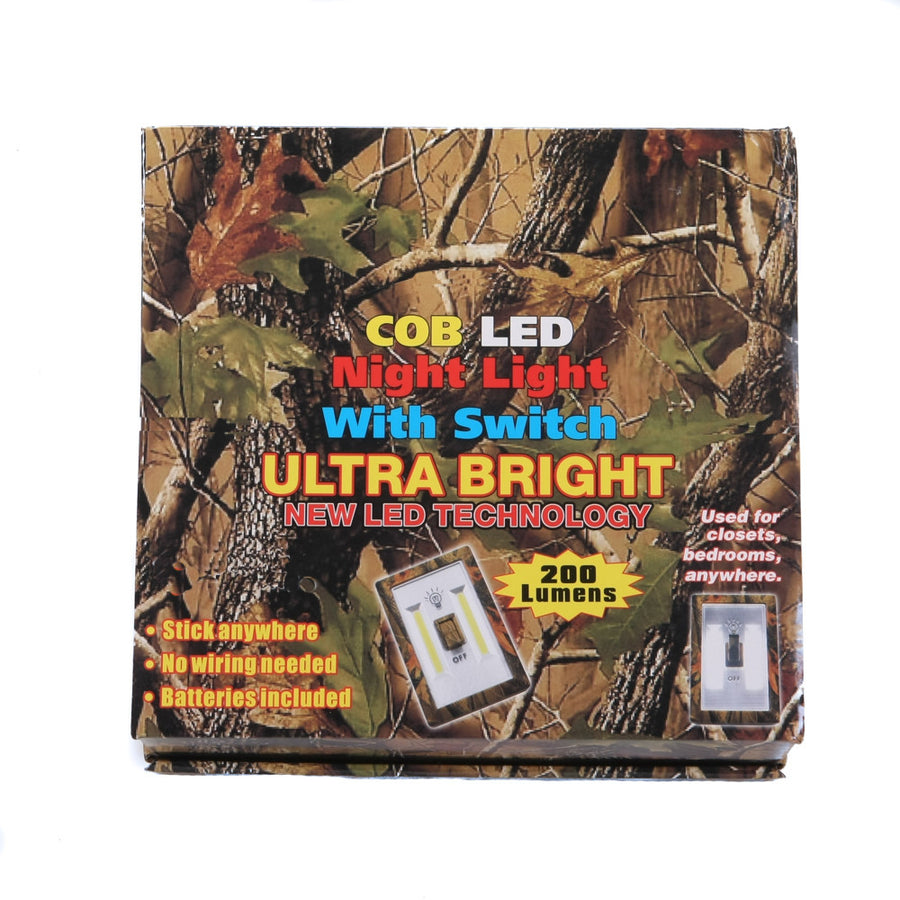 Wireless COB LED Light 200 Lumens - Camo