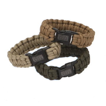 550 Mil-Spec Type III Paracord Bracelets with Custom Logos